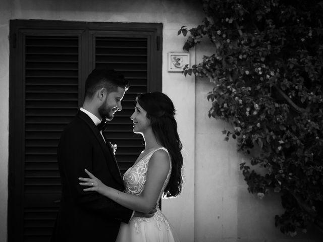 Il matrimonio di Federico e Melani a Taviano, Lecce 141