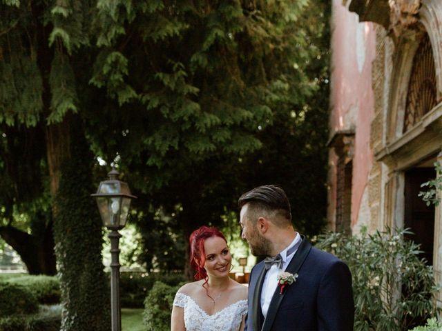 Il matrimonio di Nicola e Alice a Verona, Verona 1