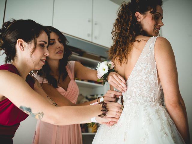 Il matrimonio di Mirco e Alice a Treia, Macerata 12