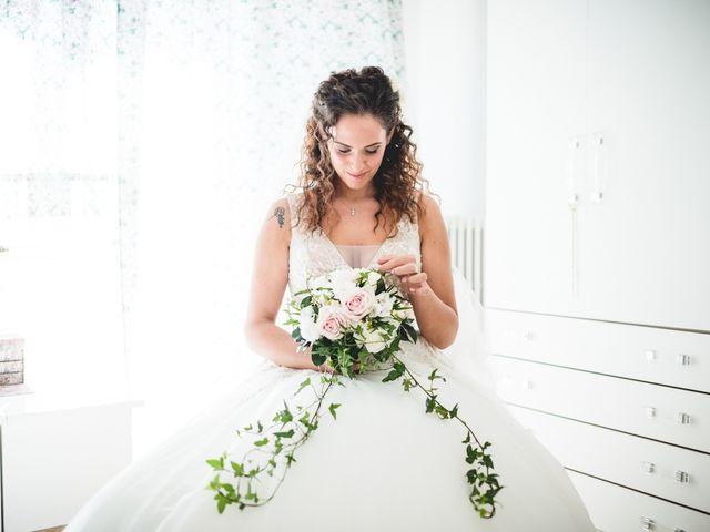Il matrimonio di Mirco e Alice a Treia, Macerata 15