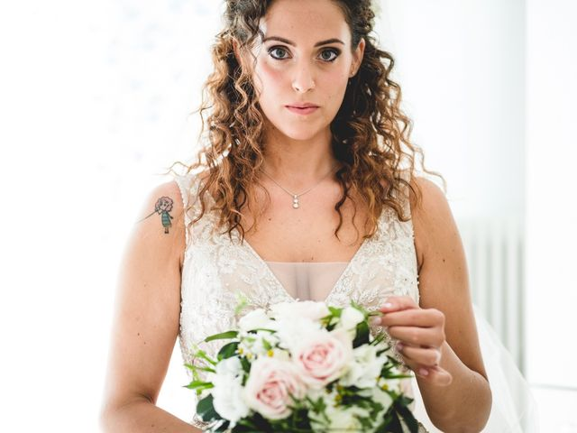 Il matrimonio di Mirco e Alice a Treia, Macerata 16