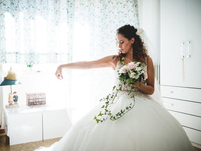 Il matrimonio di Mirco e Alice a Treia, Macerata 17