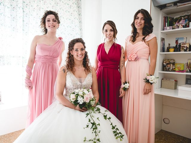 Il matrimonio di Mirco e Alice a Treia, Macerata 20