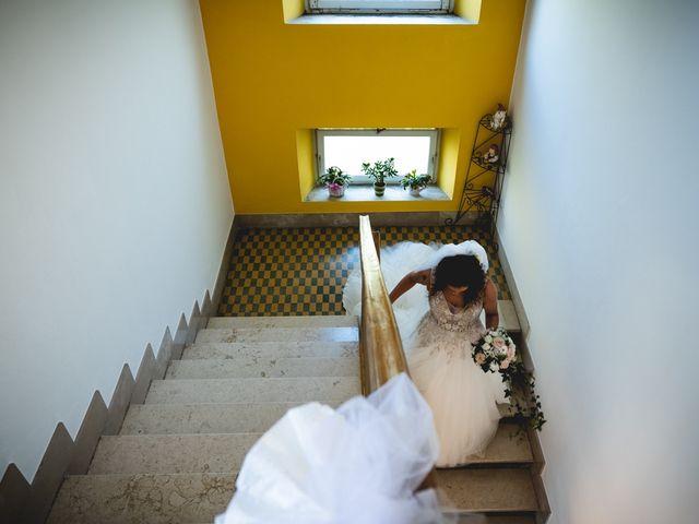 Il matrimonio di Mirco e Alice a Treia, Macerata 21