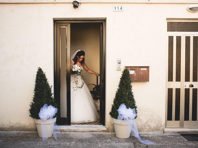 Il matrimonio di Mirco e Alice a Treia, Macerata 22