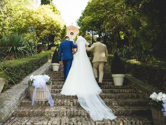 Il matrimonio di Mirco e Alice a Treia, Macerata 25