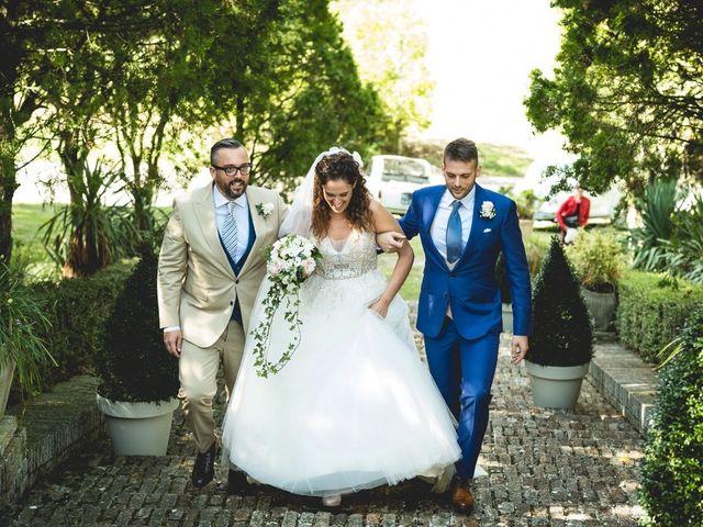 Il matrimonio di Mirco e Alice a Treia, Macerata 26