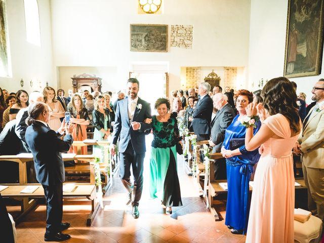 Il matrimonio di Mirco e Alice a Treia, Macerata 27