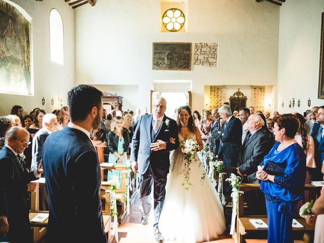 Il matrimonio di Mirco e Alice a Treia, Macerata 28