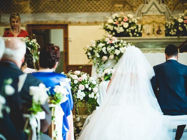 Il matrimonio di Mirco e Alice a Treia, Macerata 30