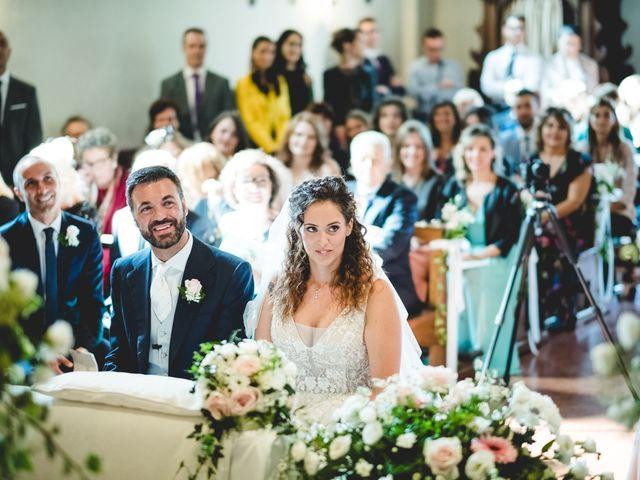 Il matrimonio di Mirco e Alice a Treia, Macerata 31