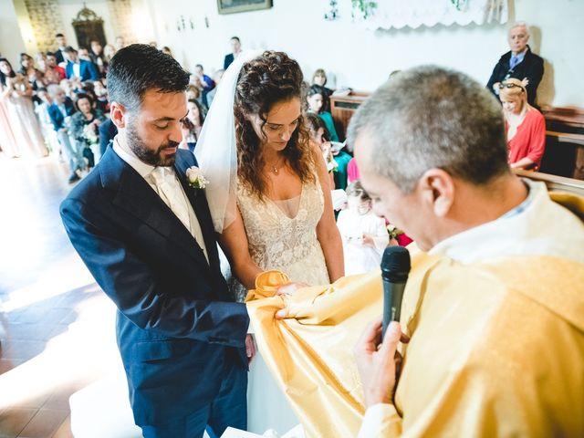Il matrimonio di Mirco e Alice a Treia, Macerata 32