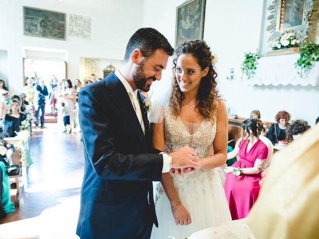 Il matrimonio di Mirco e Alice a Treia, Macerata 34