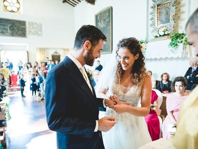 Il matrimonio di Mirco e Alice a Treia, Macerata 36