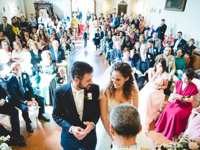Il matrimonio di Mirco e Alice a Treia, Macerata 37
