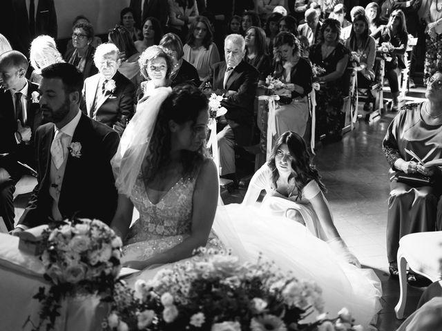 Il matrimonio di Mirco e Alice a Treia, Macerata 39