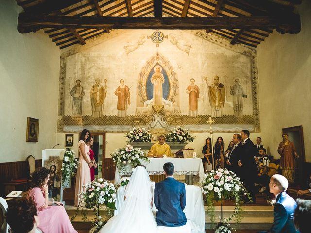 Il matrimonio di Mirco e Alice a Treia, Macerata 40