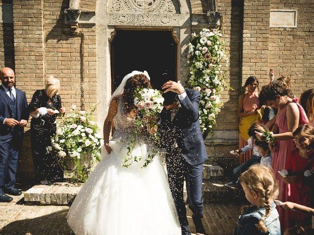 Il matrimonio di Mirco e Alice a Treia, Macerata 42