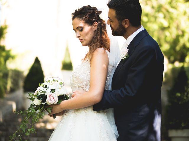 Il matrimonio di Mirco e Alice a Treia, Macerata 45