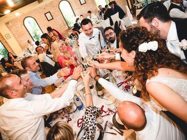 Il matrimonio di Mirco e Alice a Treia, Macerata 52