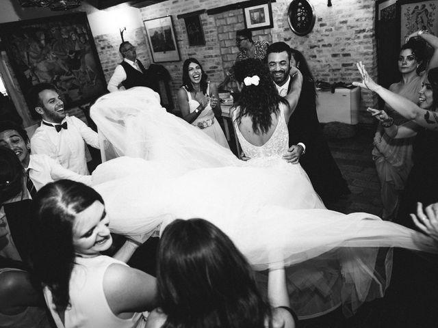 Il matrimonio di Mirco e Alice a Treia, Macerata 55