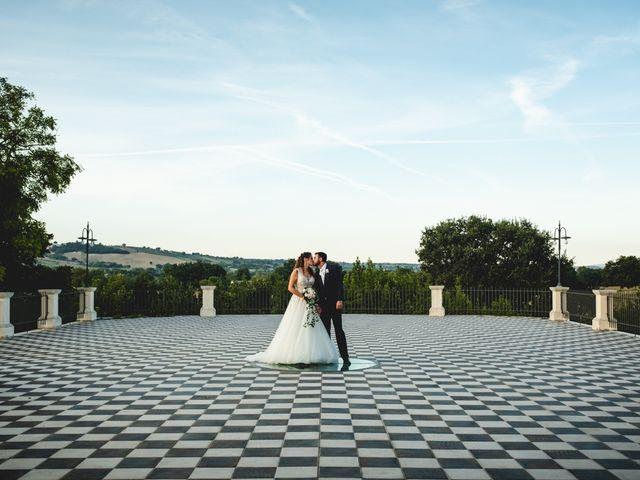 Il matrimonio di Mirco e Alice a Treia, Macerata 65