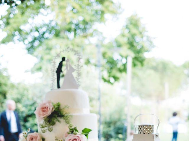 Il matrimonio di Mirco e Alice a Treia, Macerata 67