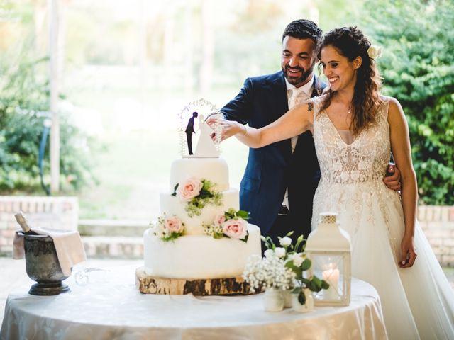 Il matrimonio di Mirco e Alice a Treia, Macerata 69
