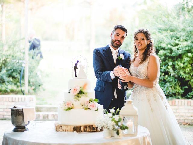 Il matrimonio di Mirco e Alice a Treia, Macerata 71