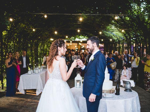 Il matrimonio di Mirco e Alice a Treia, Macerata 72