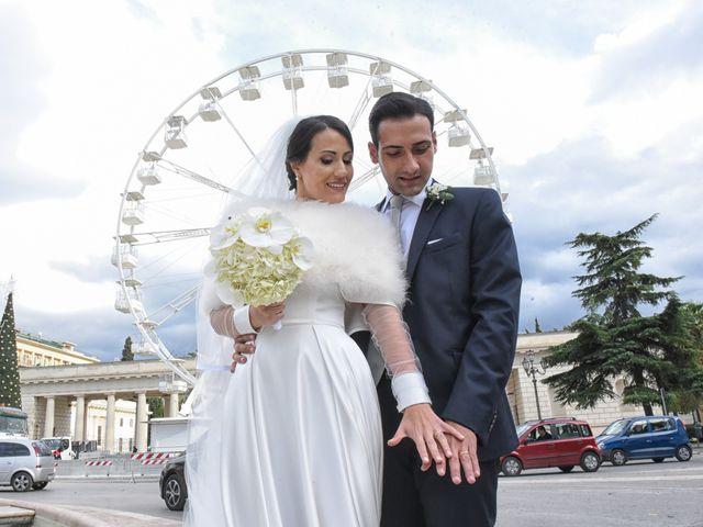 Il matrimonio di Stefano e Cabiria a Foggia, Foggia 12
