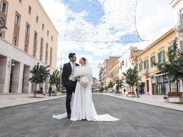 Il matrimonio di Stefano e Cabiria a Foggia, Foggia 16