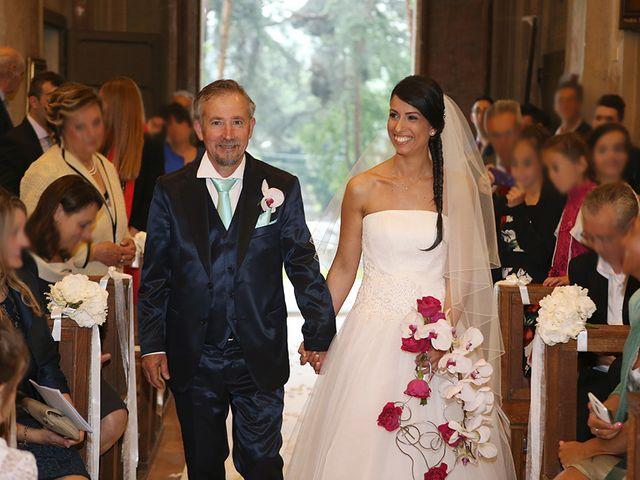 Il matrimonio di Daniel e Samuela a Somma Lombardo, Varese 7