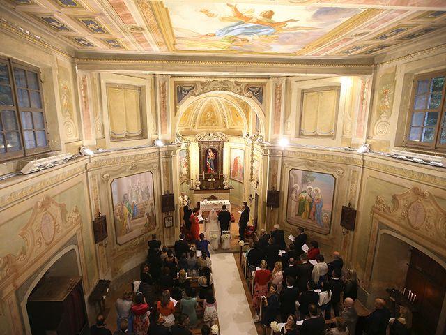 Il matrimonio di Daniel e Samuela a Somma Lombardo, Varese 10