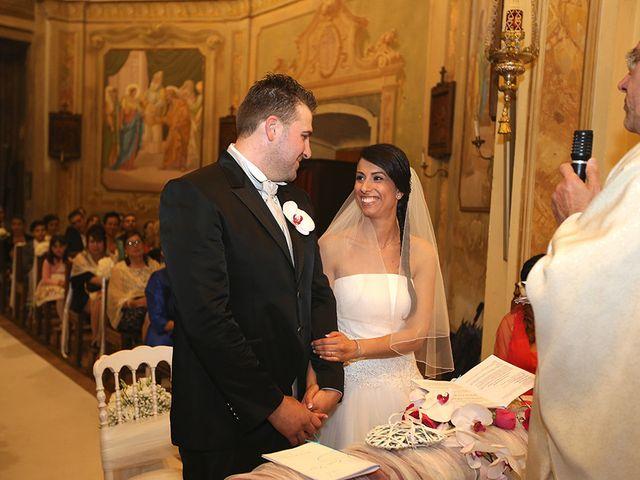 Il matrimonio di Daniel e Samuela a Somma Lombardo, Varese 12