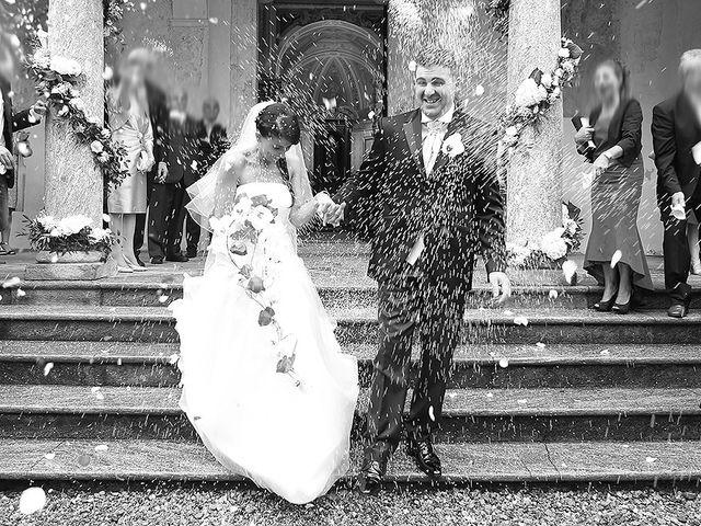 Il matrimonio di Daniel e Samuela a Somma Lombardo, Varese 15
