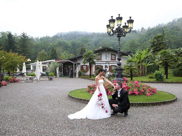 Il matrimonio di Daniel e Samuela a Somma Lombardo, Varese 17