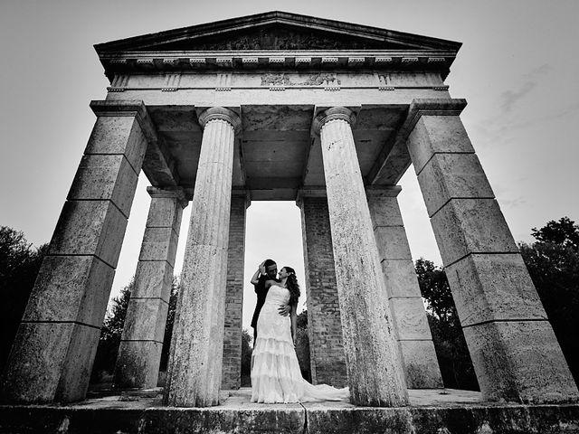 Le nozze di Ilaria e Brice
