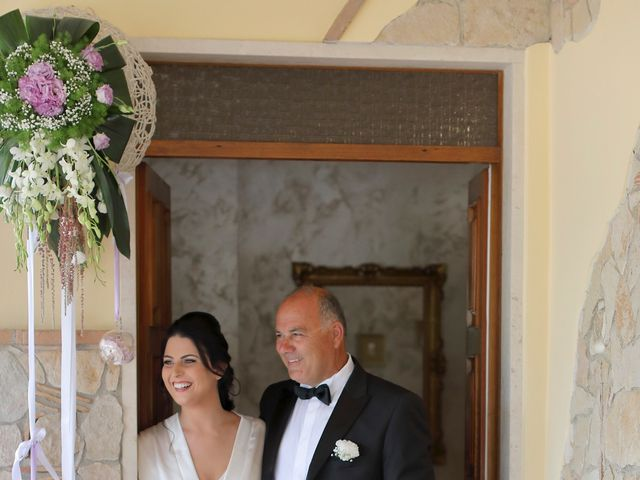 Il matrimonio di Angelo e Valentina a Sabaudia, Latina 10