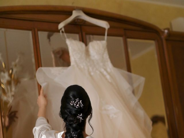 Il matrimonio di Angelo e Valentina a Sabaudia, Latina 11