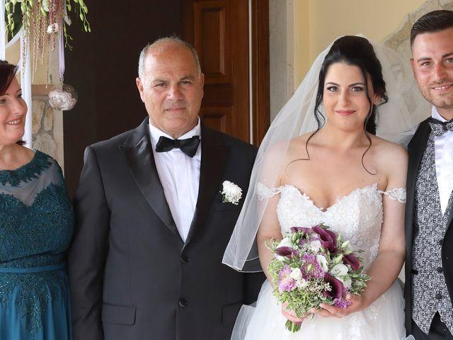 Il matrimonio di Angelo e Valentina a Sabaudia, Latina 17