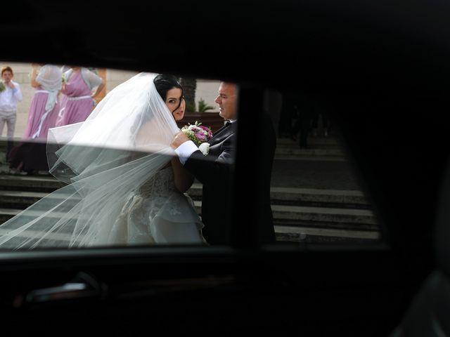 Il matrimonio di Angelo e Valentina a Sabaudia, Latina 18