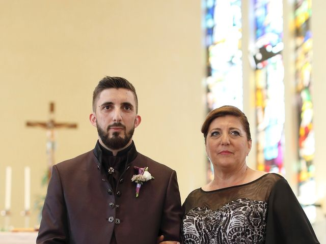 Il matrimonio di Angelo e Valentina a Sabaudia, Latina 19