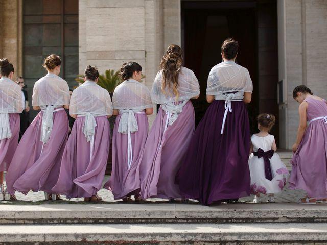 Il matrimonio di Angelo e Valentina a Sabaudia, Latina 20