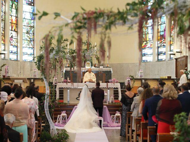 Il matrimonio di Angelo e Valentina a Sabaudia, Latina 21