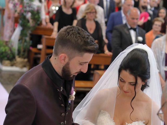 Il matrimonio di Angelo e Valentina a Sabaudia, Latina 22