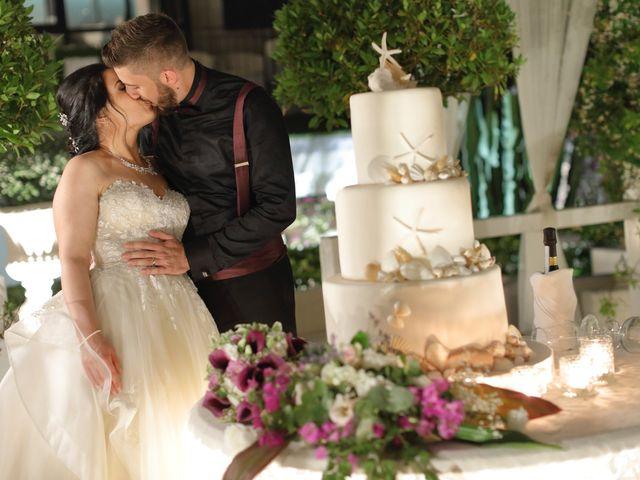 Il matrimonio di Angelo e Valentina a Sabaudia, Latina 23