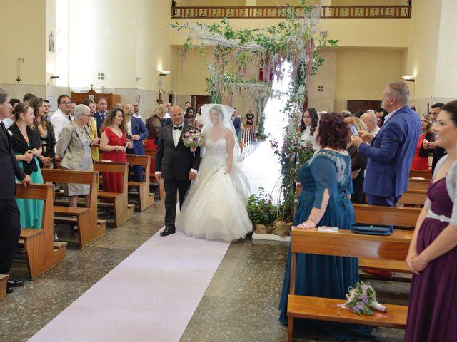 Il matrimonio di Angelo e Valentina a Sabaudia, Latina 28