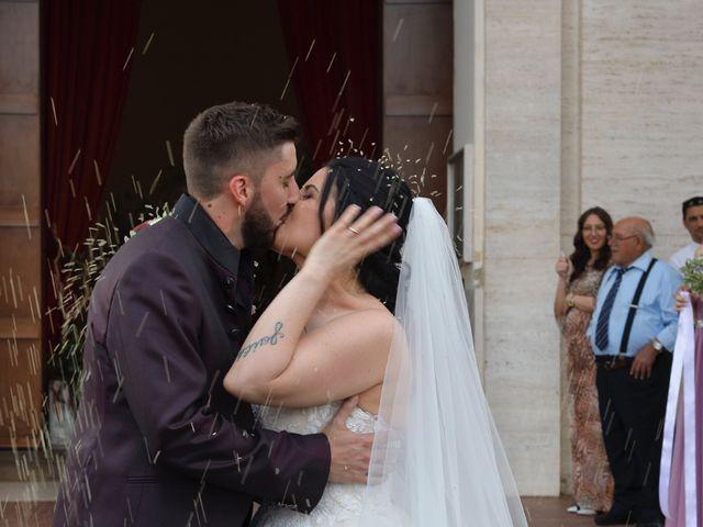 Il matrimonio di Angelo e Valentina a Sabaudia, Latina 29