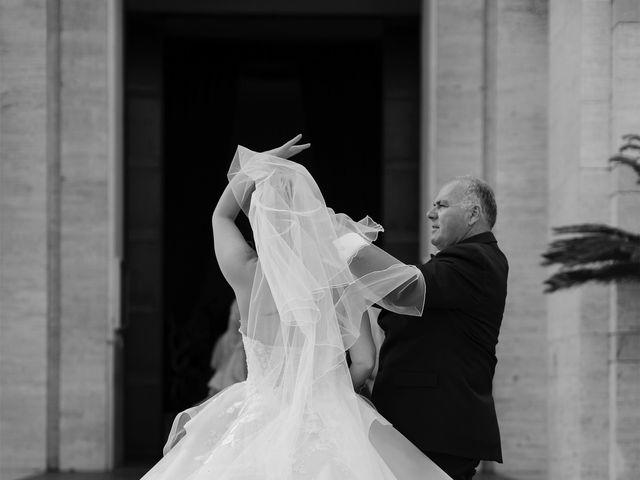 Il matrimonio di Angelo e Valentina a Sabaudia, Latina 30